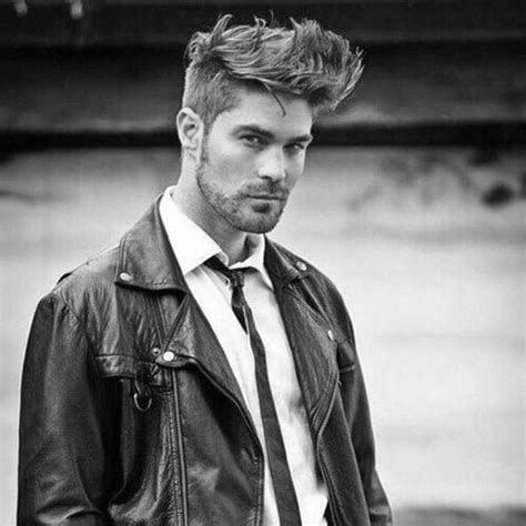 hairstyles for men with thick hair medium length 75 men s medium hairstyles for thick hair manly cut