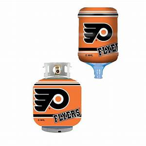 Bottle Skinz Philadelphia Flyers Propane Tank Cover/5 Gal