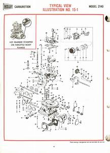 Holley 2140 Exploded Diagrams