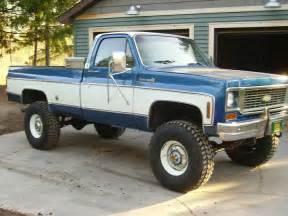 78 Chevy Trucks 4x4 1 Ton