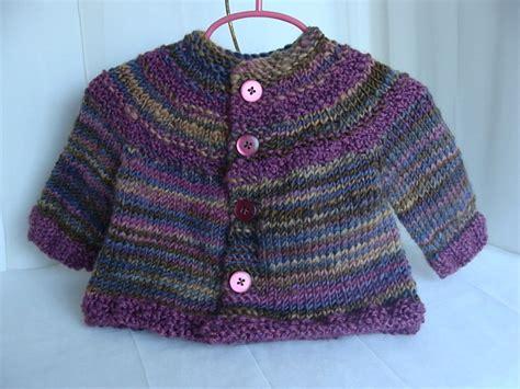 knitting baby sweater knit baby sweater ilashdesigns