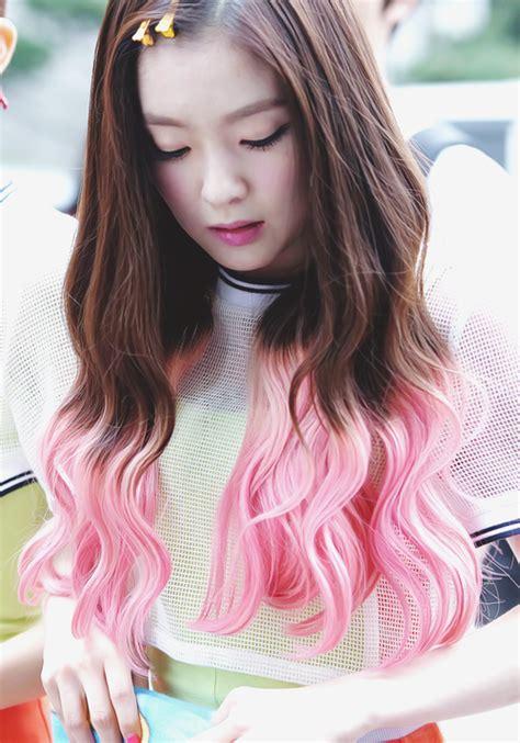 HD wallpapers korean hair colour