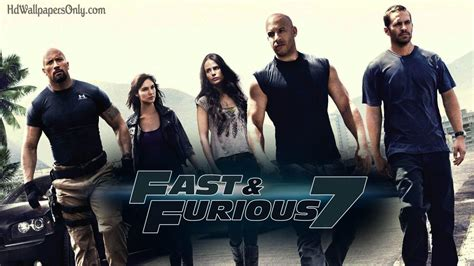 The Fast And The Furious Wallpapers
