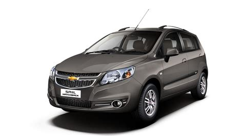 Chevrolet Sail Hatchback Colors, Chevrolet Sail Hatchback