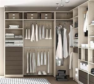 Amenagement Dressing Angle : amenagement penderie ~ Premium-room.com Idées de Décoration