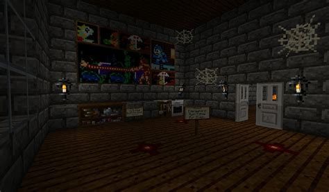 haunted house minecraft map