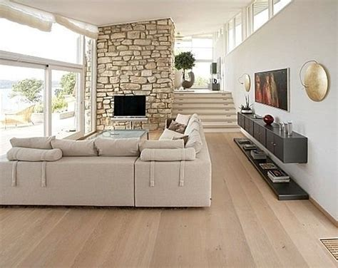 salon  parquet de roble blanco ligero pavimentos arquiservi