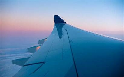 Seat Airplane Wing Travel Plane Smoothest Leisure
