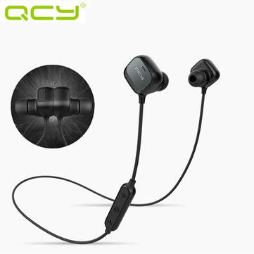 qcy qy12 sport magnetic adsorption stereo wireless
