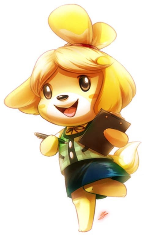 Isabelle Animal Crossing Wallpaper - isabelle animal crossing images isabelle by draggincat