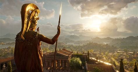 'assassin's Creed Odyssey' Handson Preview  Digital Trends