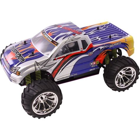 nitro rc monster trucks 1 10 nitro rc monster truck mountain viper