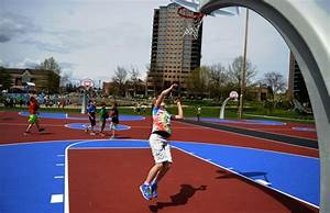 Basketball Courts - Mceuen Park - Local Guides