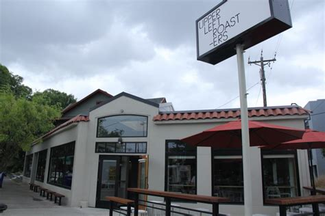Is a food & beverages company based out of p.o. Design, Coffee, And Toast Unite At Portland's Upper Left Coffee Roasters
