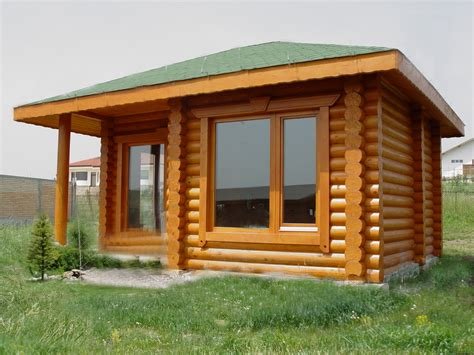 Wooden Houses : Thoughtskoto
