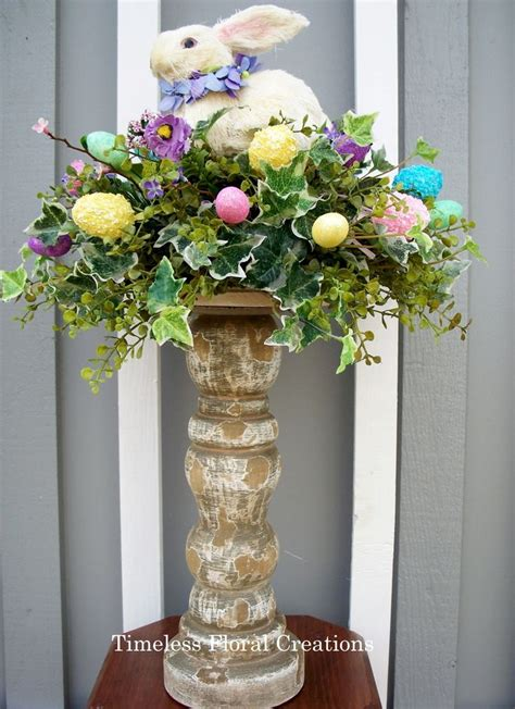 garden ideas  spring easter holiday flowers