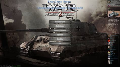 Download patches, mods, wallpapers and other files from gamepressure.com. How to free download Men of War Assault Squad 2 for PC or MAC - YouTube