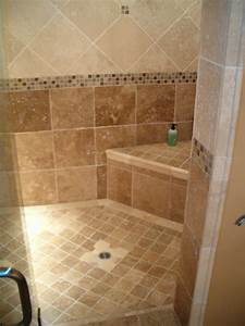 30 good ideas how to use ceramic tile for shower walls for Shower tile ideas