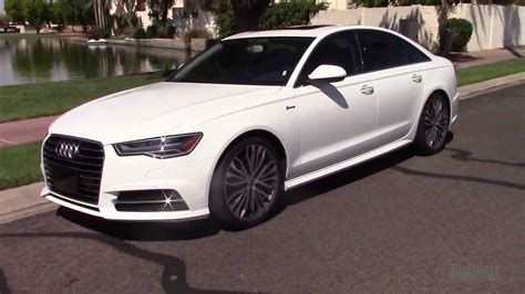2013 Audi S4 Supercharged by 2016 Audi A6 3 0t Supercharged S Line Test Drive Review