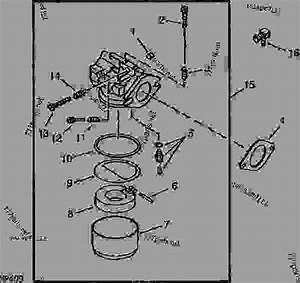 John Deere B Carburetor Diagram