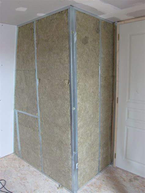 isolation phonique entre 2 chambres revger com cloison chambre isolation phonique idée