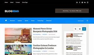 blogmag clean responsive blogger template themexpose With best paid blogger templates