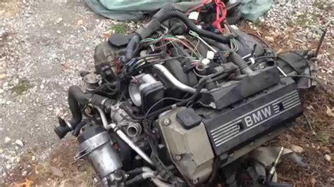 1999 Bmw 540i Engine Diagram by Bmw 540i 6 M62 M62tu 4 4l V8 Engine Removal From A E39