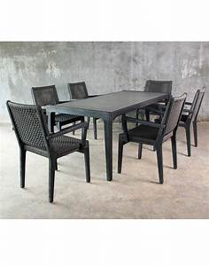 Gartenmöbel Set Modern : gartenm bel set rivera dining set ~ Michelbontemps.com Haus und Dekorationen