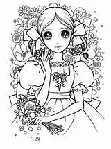 Coloring Adult Lederhosen Goo Takahashi Macoto Nurie Anime Colouring Printable Drawings Princess Draw Kawaii Makoto Manga Ne Adults Copying Grew sketch template