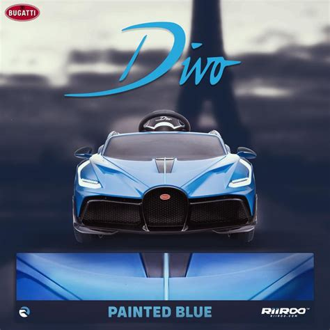 A page dedicated to the new bugatti divo which was revealed in 2018! Licensed Buggati Divo 12V Battery Electric Ride On Car