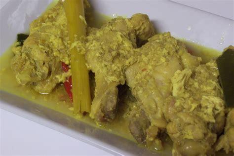 resep opor ayam resep masakan ta berbagi cita rasa