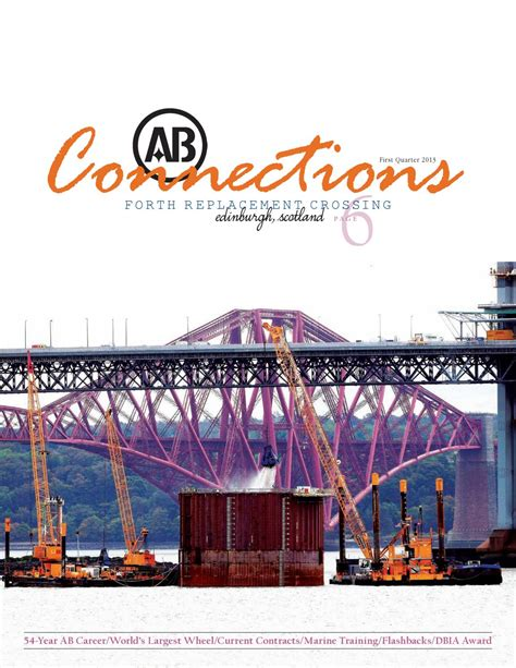 AB Connections Winter 2013 by American Bridge Company Issuu
