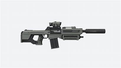 Weapon Rk Sako Gun Turnaround Photoshop Heikkinen