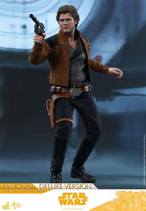 Solo Star Alden Ehrenreich Gets His Own Han Solo Hot Toys