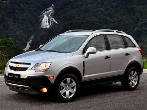 Chevrolet Captiva Wallpapers by Chevrolet Captiva Br Spec 2008 Wallpapers 1920x1440