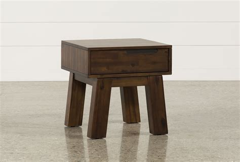 living spaces end tables blake end table living spaces