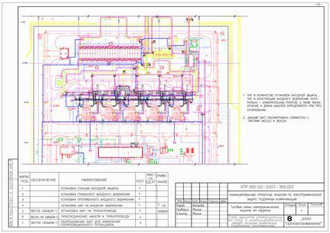 Провода анодного заземления станции катодной защиты на участке Правовед.RU