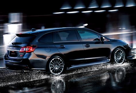 subaru levorg sti  sport specifications photo
