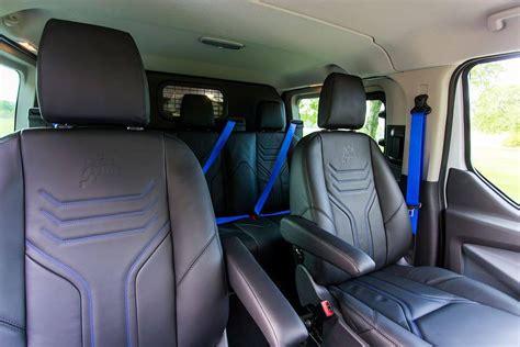 ford transit custom po tuningu   sport czyli limitowana
