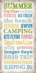 My favorite sea... Fun Seasonal Quotes