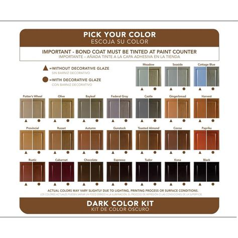 rustoleum cabinet transformations seaside wooden kitchen cabinets with dark color kit rustoleum