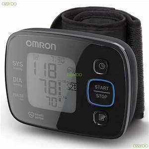 Omron Mit Precision 5 Wrist Blood Pressure Monitor