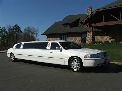 Limousine Luxury Town Car Fleet