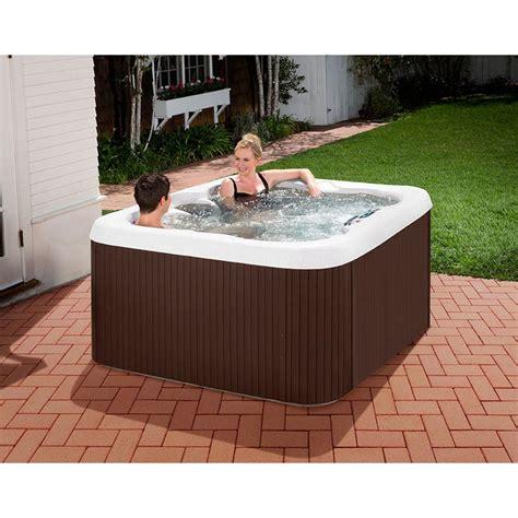 lifesmart 4 person rectangular tub lifesmart ls100 4 person plus 20 jet spa 401427510600 18