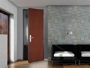 porte blindee coupe feu ei30 et certifiee a2p bp1 picard With installation porte blindée appartement