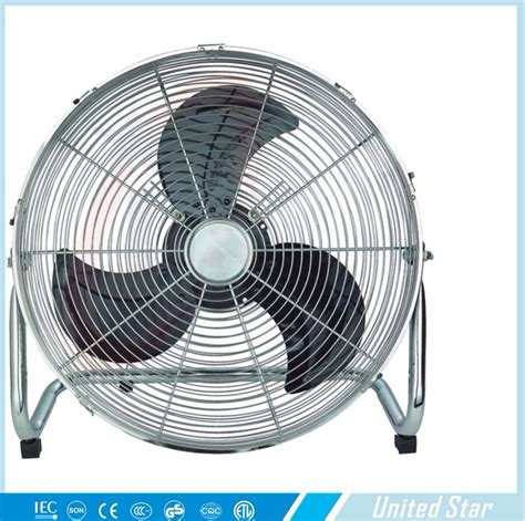 16 inch battery operated fan 3 metal blade ultrastrong wind battery operated powered