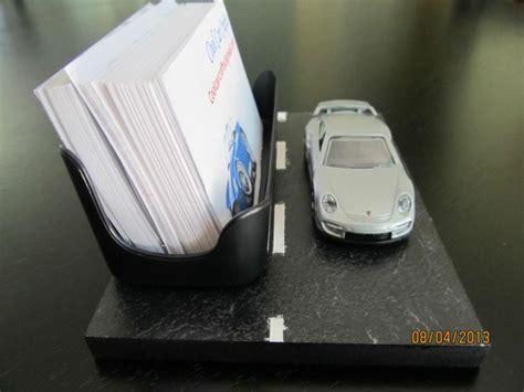 Find Porsche 911 Gt2 Diecast Car Business Card Holder