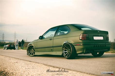 bmw e36 compact tuning low bmw 3 compact e36 187 cartuning best car tuning photos