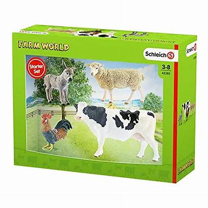 Schleich Farm Starter Tierfiguren Bewertung