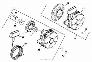 Kohler Magnum Starter Parts Diagram